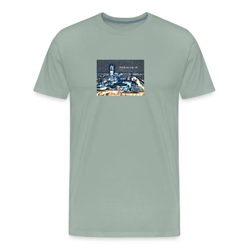 Oklahoma City - Men's Premium T-Shirt