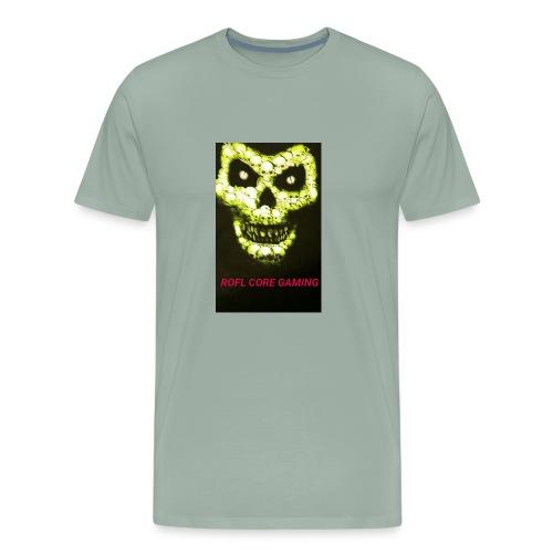 Roflcoregamingdesigns - Men's Premium T-Shirt