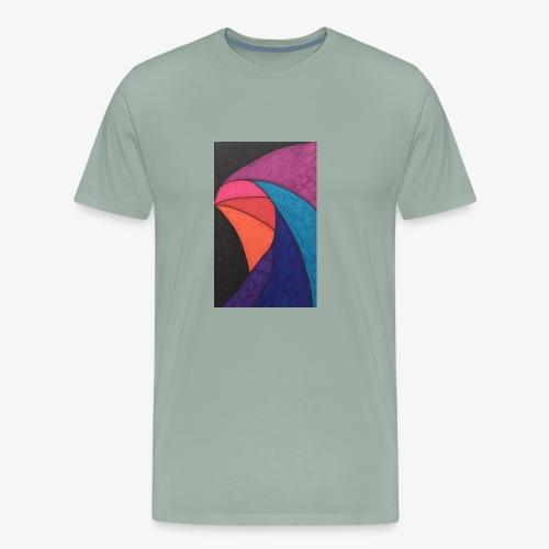 FCE840D7 CE5F 4C4B BB63 63CA440EEB10 - Men's Premium T-Shirt