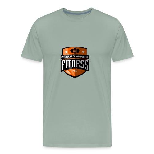 FITNESS FRENCH GLADIATOR - Men's Premium T-Shirt