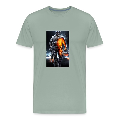 Cod fan - Men's Premium T-Shirt