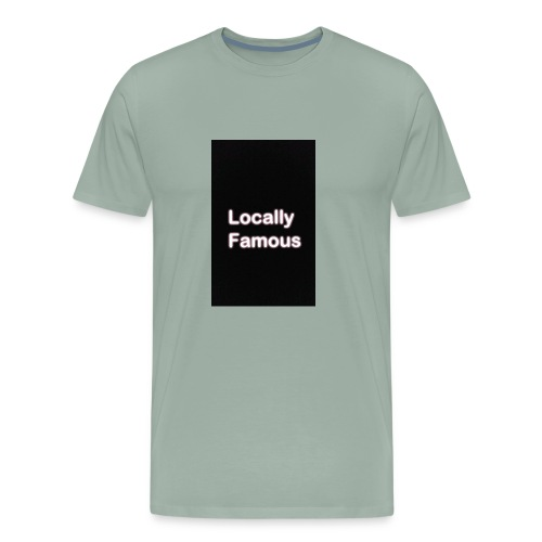 Locally Famous - Men's Premium T-Shirt
