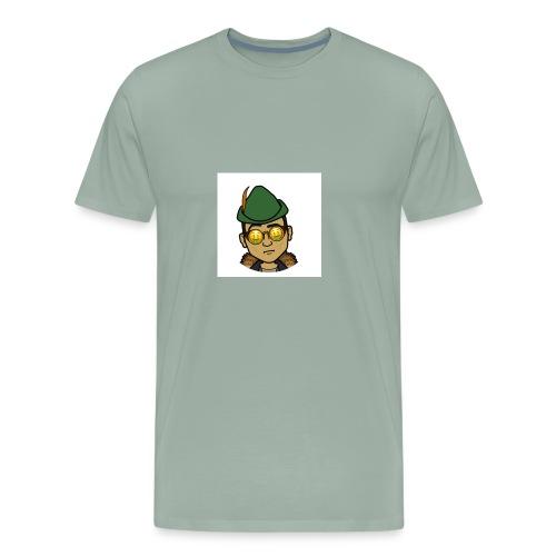 new jizil 2 - Men's Premium T-Shirt