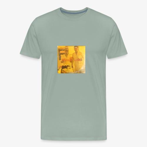 lil pump charlie lean - Men's Premium T-Shirt