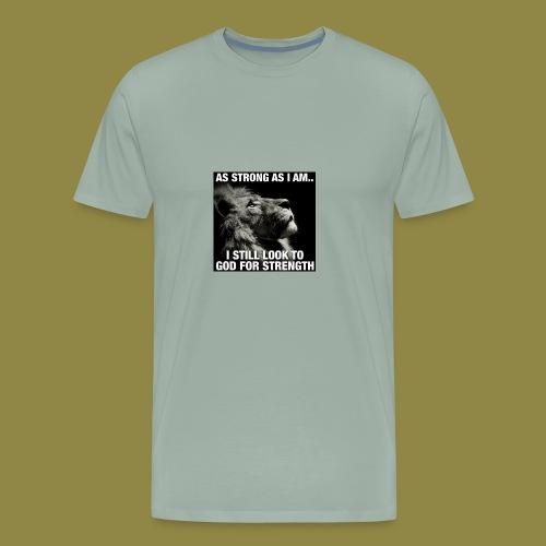 20180107195803 TTY - Men's Premium T-Shirt