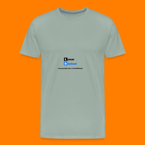 Lunar Shirt New Logo - Men's Premium T-Shirt