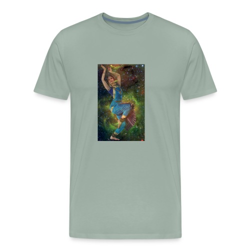 dancer - Men's Premium T-Shirt
