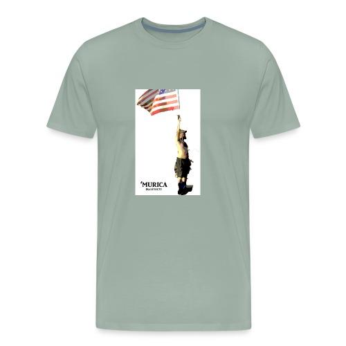 murica - Men's Premium T-Shirt