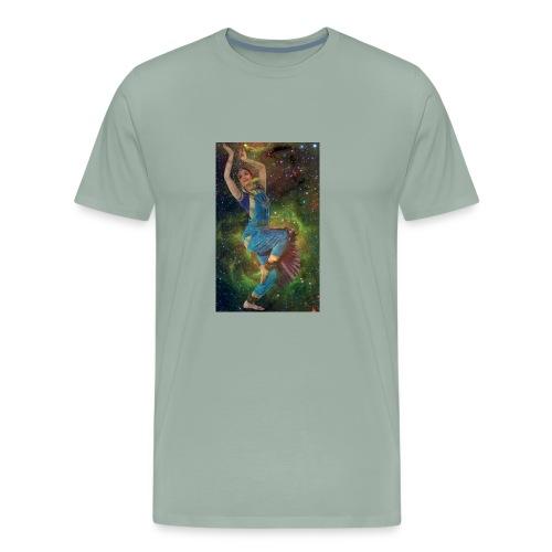 dancer - Men's Premium T-Shirt