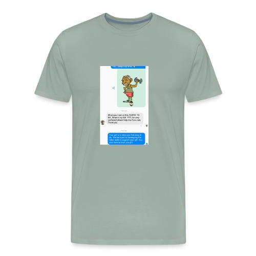 Messenger - Men's Premium T-Shirt