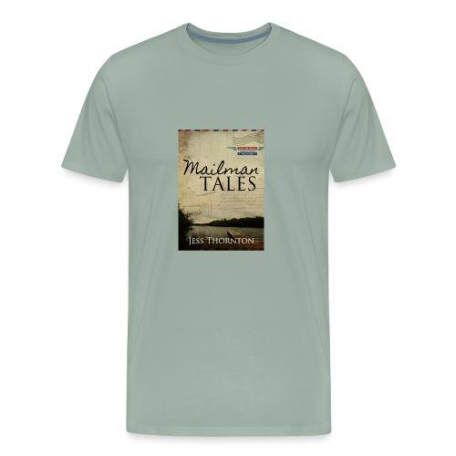 Mailman Tales cover - Men's Premium T-Shirt