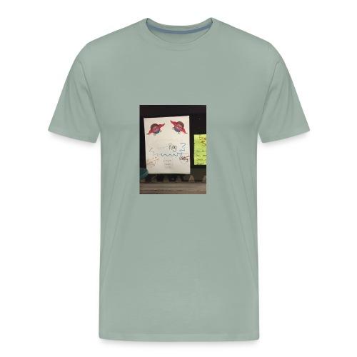 F660477A 0A7A 4DD6 8E2A 766E17AC1DC9 - Men's Premium T-Shirt