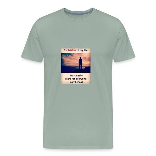 Funky look - Men's Premium T-Shirt