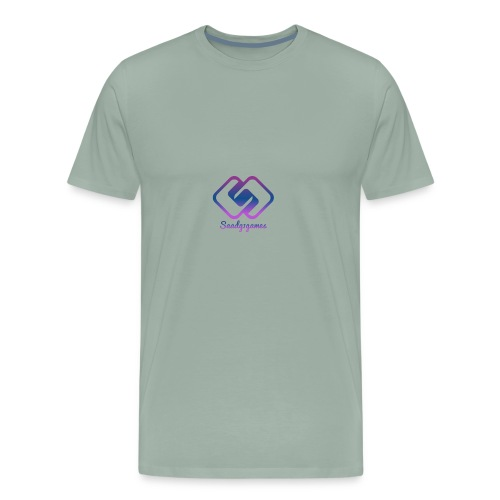 happy 900 custermors - Men's Premium T-Shirt