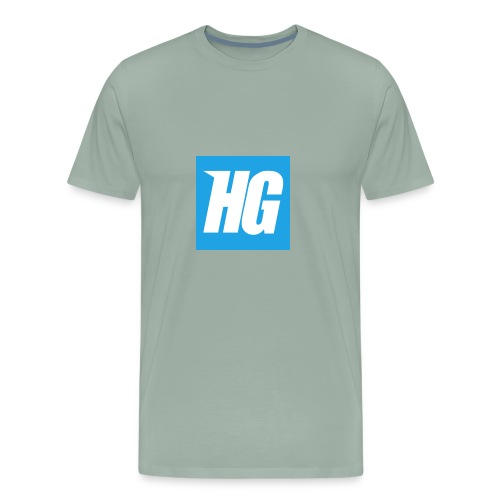 Hardcoregamer - Men's Premium T-Shirt
