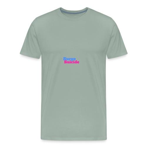 Surge Suicide - Men's Premium T-Shirt