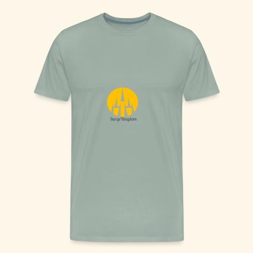Surge Kingdom Castle - Men's Premium T-Shirt