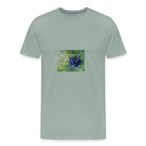 BLACK LOTUS, INTERPRET THIS, MAGIC THE GATHERING - Men's Premium T-Shirt