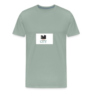 my city - Men's Premium T-Shirt