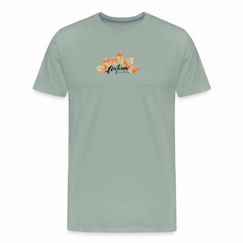 Autumn Is Coming - Men's Premium T-Shirt