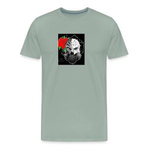Caveira toxica - Men's Premium T-Shirt