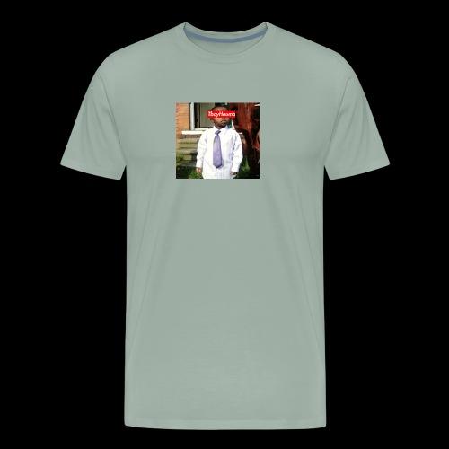 Tboyhouma Baby Pic Edit Merch - Men's Premium T-Shirt