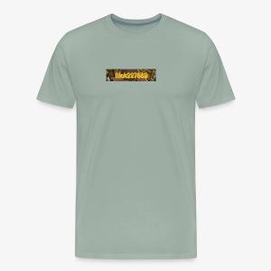 Flat Logo - Men's Premium T-Shirt