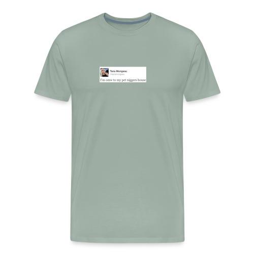 Tana mongoose - Men's Premium T-Shirt