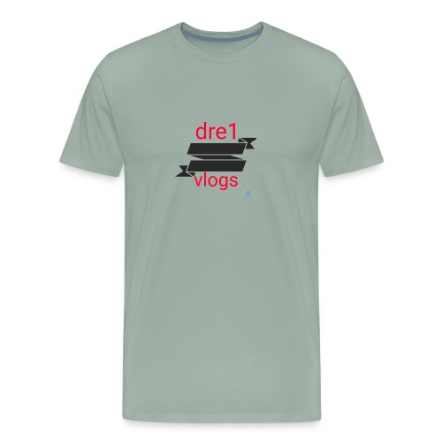 Dre1 vlogs - Men's Premium T-Shirt