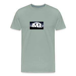 midnightisaac - Men's Premium T-Shirt