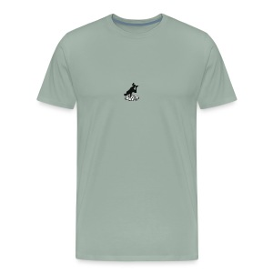 Warriors-J - Men's Premium T-Shirt