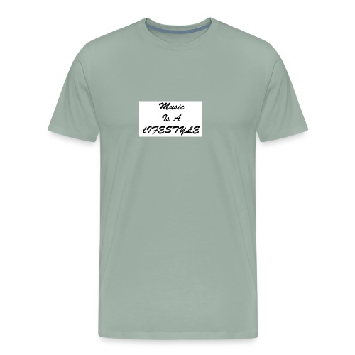 KNG - Men's Premium T-Shirt