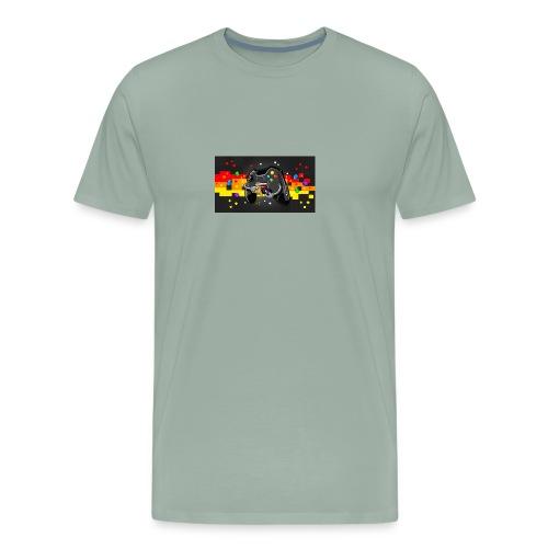 MNK_GAMING - Men's Premium T-Shirt