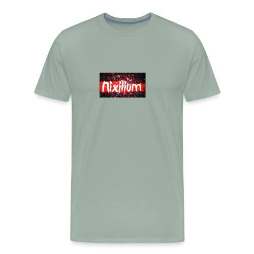 Official Nixilium Logo Shirts - Men's Premium T-Shirt