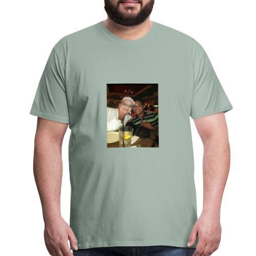 Sherry and Abrian - Men's Premium T-Shirt