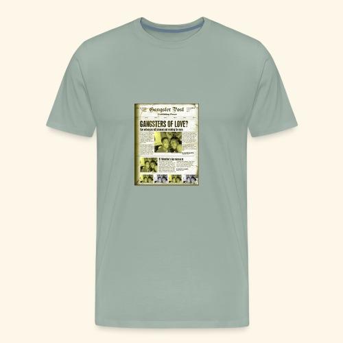 Love is the Greatest - Men's Premium T-Shirt
