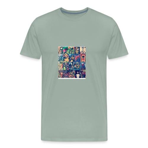 Comics - Men's Premium T-Shirt