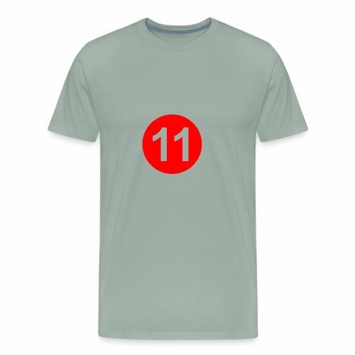 Red 11 Crew - Men's Premium T-Shirt