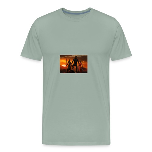 Wakanda Forever - Men's Premium T-Shirt