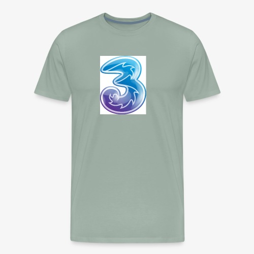 3 bros - Men's Premium T-Shirt