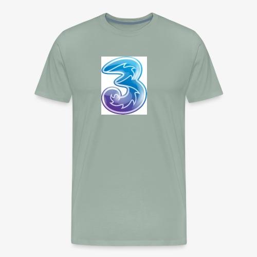 3 bros - Men's Premium T-Shirt