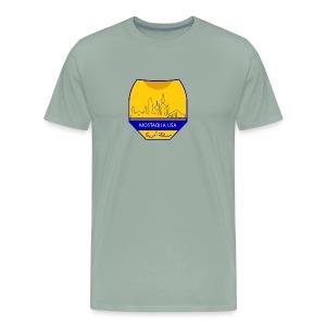Mostaqilausa - Men's Premium T-Shirt