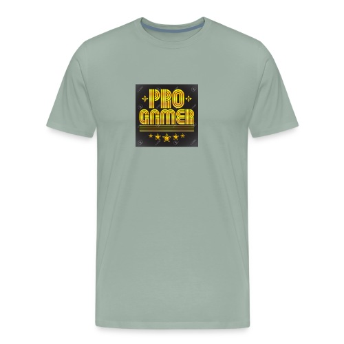 progamer 17 - Men's Premium T-Shirt
