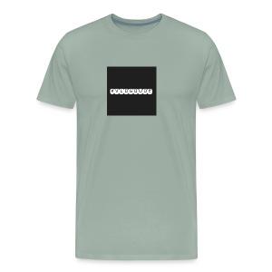 #VlogDude Logo - Men's Premium T-Shirt