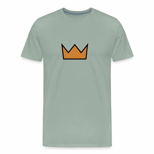the crown - Men's Premium T-Shirt
