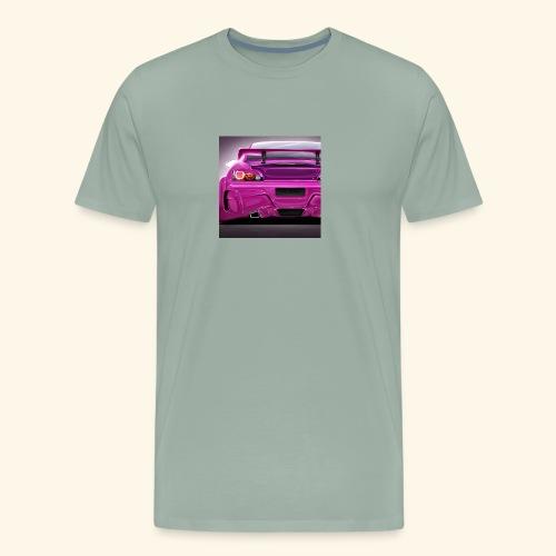 pink k - Men's Premium T-Shirt