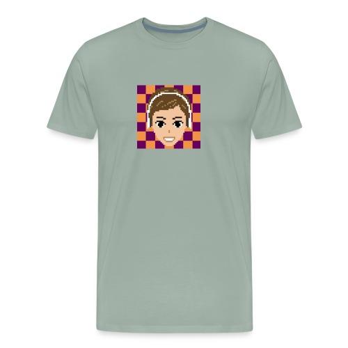 Québekid's Logo - Men's Premium T-Shirt