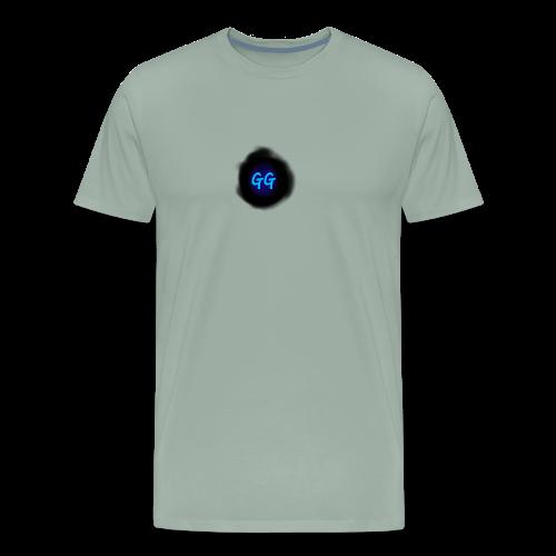 Gg black hole disign - Men's Premium T-Shirt