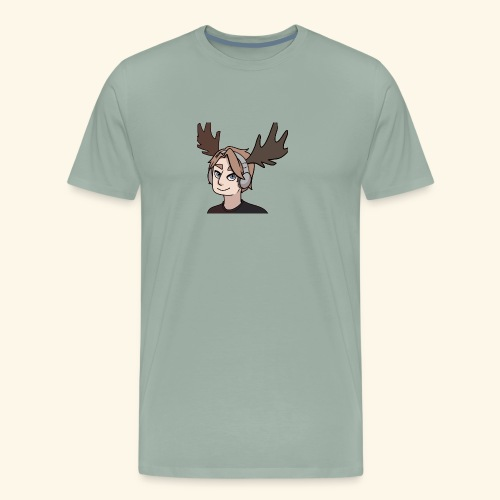 The Moose is on the loose - Men's Premium T-Shirt