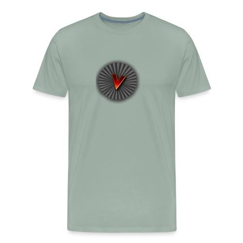 V-Logo - Men's Premium T-Shirt